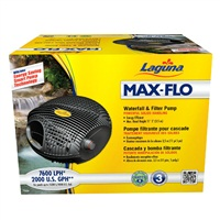 Laguna Max-Flo 2000 Waterfall & Filter Pump - For ponds up to 4000 U.S. gal (15000 L)