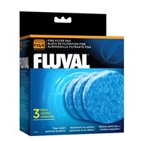 Fluval Fine Filter Pads - 3 pack