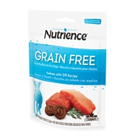 Nutrience Grain Free Biscuits for Dogs - Salmon with Dill - 227 g (8 oz)
