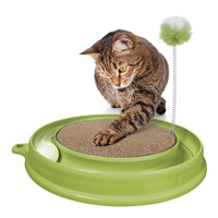 Catit Play 'n Scratch - Green