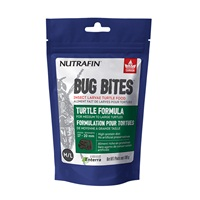 Nutrafin Bug Bites Turtle Formula – Medium to Large Turtles – 17-20 mm - 100 g (3.5 oz)