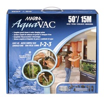 Marina AquaVac Water Changer with 15.2 (50 ft) Hose