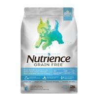 Nutrience Grain Free for Small Breed – Ocean Fish Formula - 5 kg (11 lbs)