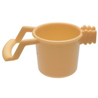 Living World Replacement Biscuit Cup, Yellow