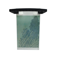 Marina Splash Filter Compartment with Lighting Unit