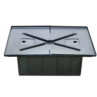 Reservoir for Decorative Water Features - 30 L (8 US gal)