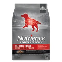 Nutrience Infusion Healthy Adult - Beef - 5 kg (11 lbs)