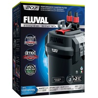 Fluval 207 Performance Canister Filter, up to 220 L (45 US gal)