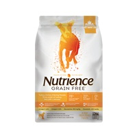 Nutrience Grain Free Turkey, Chicken & Herring - 2.5 kg (5.5 lbs)