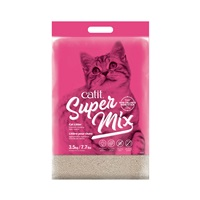 Catit Super Mix Cat Litter - 3.5 kg (7.7 lbs)