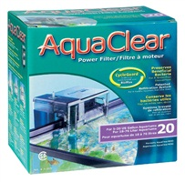 AquaClear 20 Power Filter - 76 L (20 US gal.)