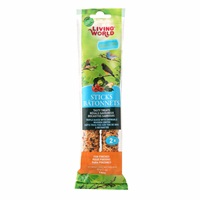 Living World Finch Sticks - Vegetable Flavour - 60 g (2 oz) - 2 pack