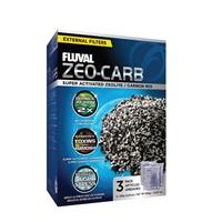 Fluval Zeo-Carb - 3 x 150 g (5.29 oz)