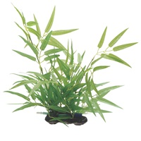 "Fluval Decorative Plants - Bamboo Shoots - 35 cm (14"") with base"