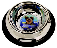 Dogit Stainless Steel Non Spill Dog Dish - Small - 473 ml (16 fl oz)