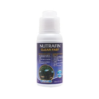 Nutrafin Clear Fast - Particulate Water Clarifier - 120 ml (4 fl oz)