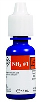 Nutrafin Ammonia Fresh and Saltwater Reagent #1 Refill - 15 ml (0.5 fl oz)