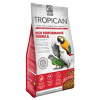 Tropican High Performance Granules for Parrots - 820 g (1.8 lb)