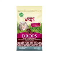 Living World Hamster Treat - Field Berry - 75 g (2.6 oz)