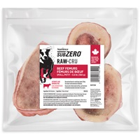Nutrience Subzero Raw Bones for Dogs - Beef Femurs - 360 g (0.8 lb) - 10 pack
