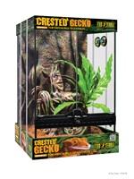 Exo Terra Crested Gecko Habitat Kit - Small -  30 x 30 x 45