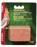 Living World Iodine Block - Large