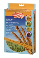 Living World Spray Millet for Birds - 500 g (17.5 oz)