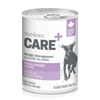 Nutrience Care Weight Management Pâté for Dogs - Fresh Chicken Recipe - 369 g (13 oz)