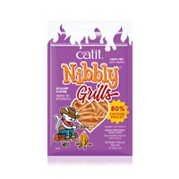 Catit Nibbly Grills Chicken and Scallop Flavour - 30 g (1 oz)