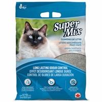 Cat Love Super Mix Unscented Clumping Cat Litter - 3 kg (6.6 lbs)