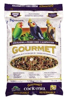 Hagen Gourmet Seed Mix For Cockatiels and Small Hookbills - 1.3 kg (2.5 lb)