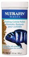 Nutrafin basix Floating Cichlid Pellet - 360 g (12.7 oz)