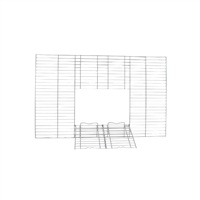 Front Wire Grill with doors for Vision models M01 & M02
