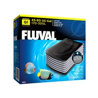Fluval Q1 Air Pump - 170 - 300 L (45 - 80 U.S. gal)