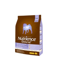 Nutrience Natural Healthy Weight - Small Breed - Turkey, Chicken & Herring - 5 kg