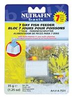Nutrafin 7-Day Fish Feeder - 35 g (1.25 oz)