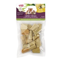 Living World Small Animal Chews - Sugarcane Stalk Cubes - 40 g (1.4 oz)