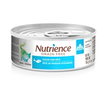 Nutrience Grain Free Ocean Fish Pâté - 156 g (5.5 oz)