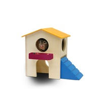 "Living World Playground Play House - Small - 17 x 12 x 15 cm (6.7 x 4.7 x 5.9"")"