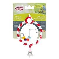 Living World Circus Toy - Abacus - Red