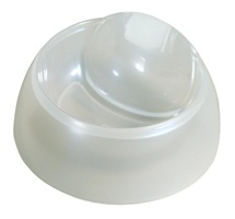 Catit Replacement Food Bowl in Transparent White