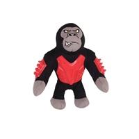 Zeus Studs Dog Toy - Gorilla - Small - 23 cm (9 in)