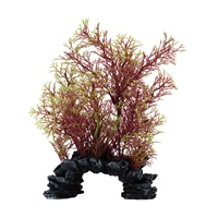 Fluval Aqualife Deco Scapes Red/Green Foxtail Mix - 15-20 cm (6-8 in)