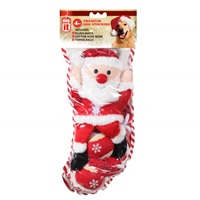 Dogit Premium Dog Stocking - 4 toys