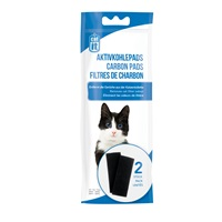 Catit Hooded Cat Pan Replacement Carbon Pads - 2 pack