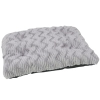 "Dogit Style Dog Sleeping Mat - Wild Animal - Grey - Xsmall - 45.8 cm x 30.5 cm x 5 cm (18"" x 12"" x 2"")"