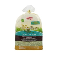 Living World Alfalfa Hay - Extra Large - 1.36 kg (3 lb)