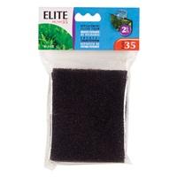 Elite Hush 35 Power Filter Biological Foam - 2 pieces