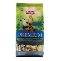 Living World Premium Mix For Large Parrots - 770 g (1.7 lbs)