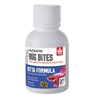 Nutrafin Bug Bites Betta Formula – 0.5 – 1.5 mm granules – 30 g (1.0 oz)